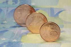 Paiement arrondi à 0 ou 5 cents (jusqu'au 30.11.2019)